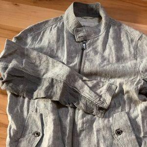 Other - Onassis men's linen club jacket